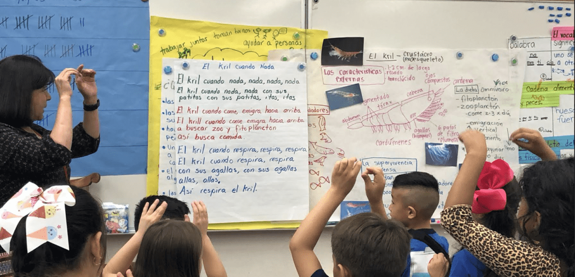Funk: Literacy program at Oak Grove making difference for English learners
