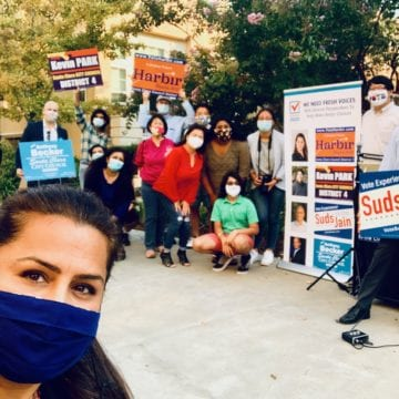 Harbir Bhatia aims to expand diversity on Santa Clara council