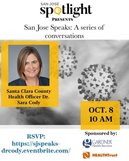 San Jose Speaks: A conversation with Dr. Sara Cody