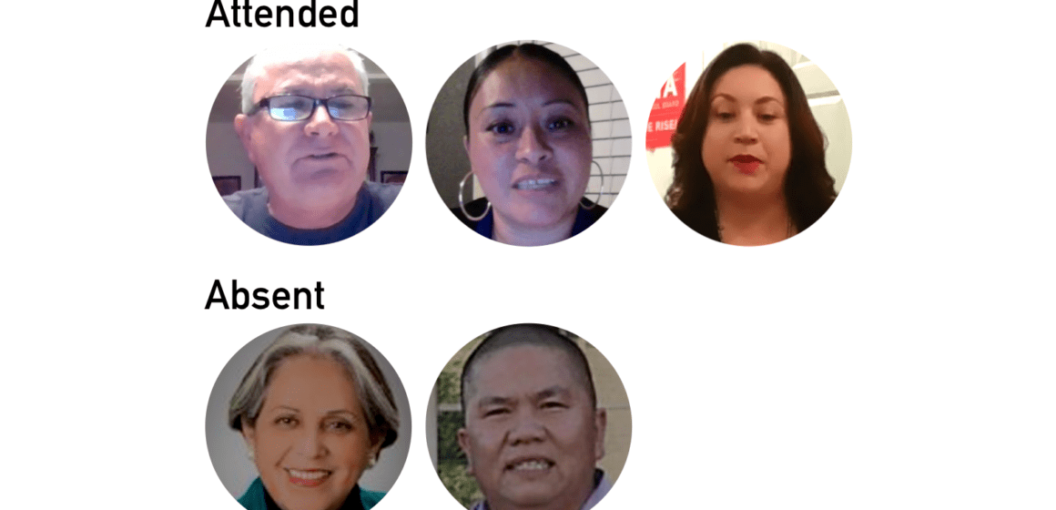 Alum Rock Union School District candidates face off in new forum