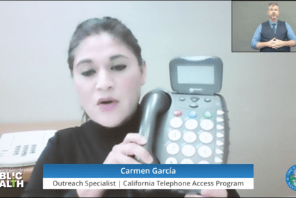 Coronavirus LIVE BLOG: California Telephone Access Program continues remote outreach