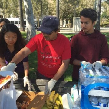Nathan Ganeshan feeds the hungry, serves the homeless in San Jose