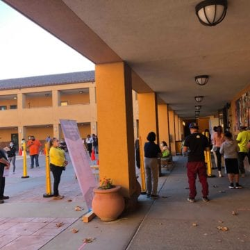 Election Day in Santa Clara County sees record turnout