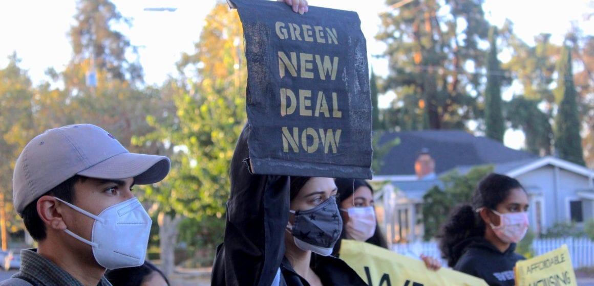Jóvenes activistas de South Bay se movilizan para luchar por la justicia climática