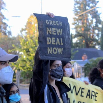 Young South Bay activists mobilize to fight for climate justice
