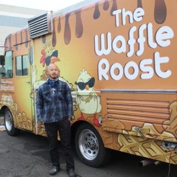 Hoàn cảnh của những chiếc xe tải thực phẩm ở San Jose trong đại dịch COVID-19