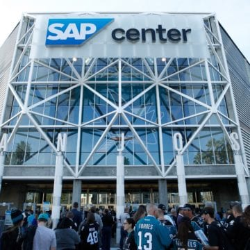 Sharks warn San Jose downtown development may force them out