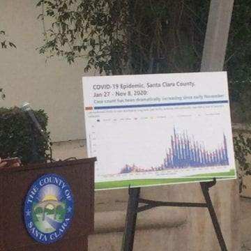 White House report: Santa Clara County among highest in state with COVID-19 cases