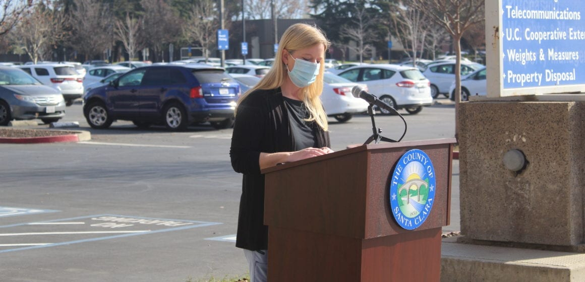 Santa Clara County expands vaccine sites, struggles with dose shortage