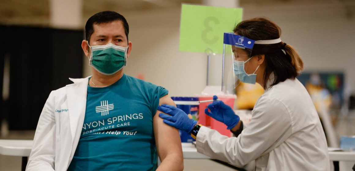 Santa Clara County has yet to post data on the demographics of people vaccinated