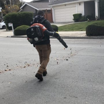 San Jose lawmaker looks to turn complaints about gas leaf blowers into policy