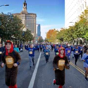 Silicon Valley Turkey Trot goes virtual for 16th annual race
