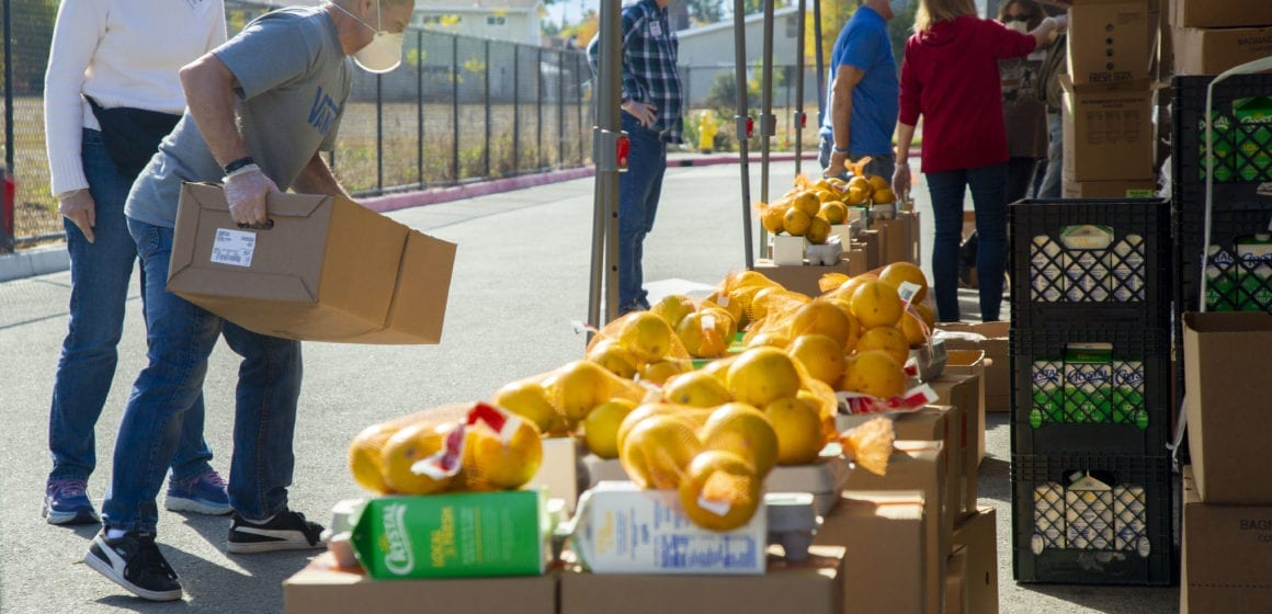 Food banks prepare for record numbers this Thanksgiving in Silicon Valley