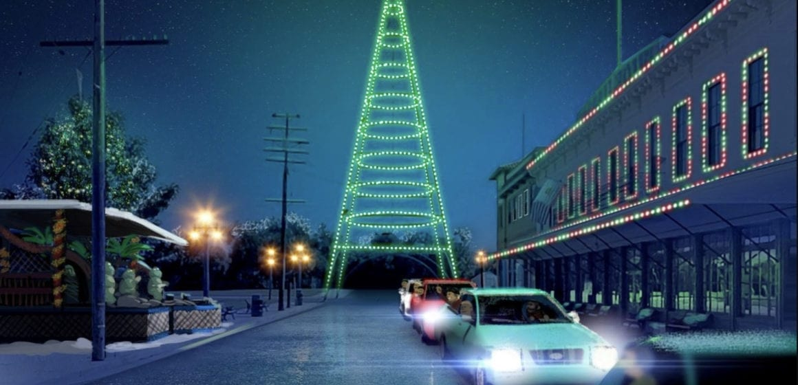 A drive-thru Christmas in the Park comes to San Jose