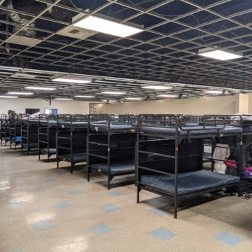 How San Jose homeless shelters are adapting to the COVID-19 surge