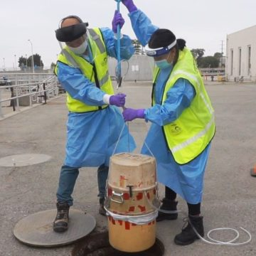 Illegal labor practices alleged at costly San Jose wastewater plant