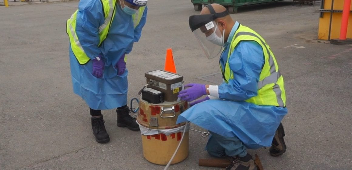 Researchers turn to human waste to sniff out clues about COVID-19 in Santa Clara County