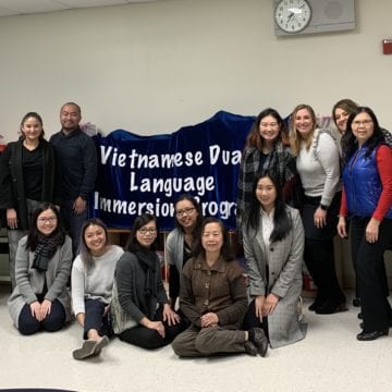 New Alum Rock district bilingual program helps students learn Vietnamese