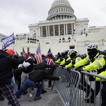 'Borderline treasonous': San Jose leaders react to stunning riots at U.S. Capitol