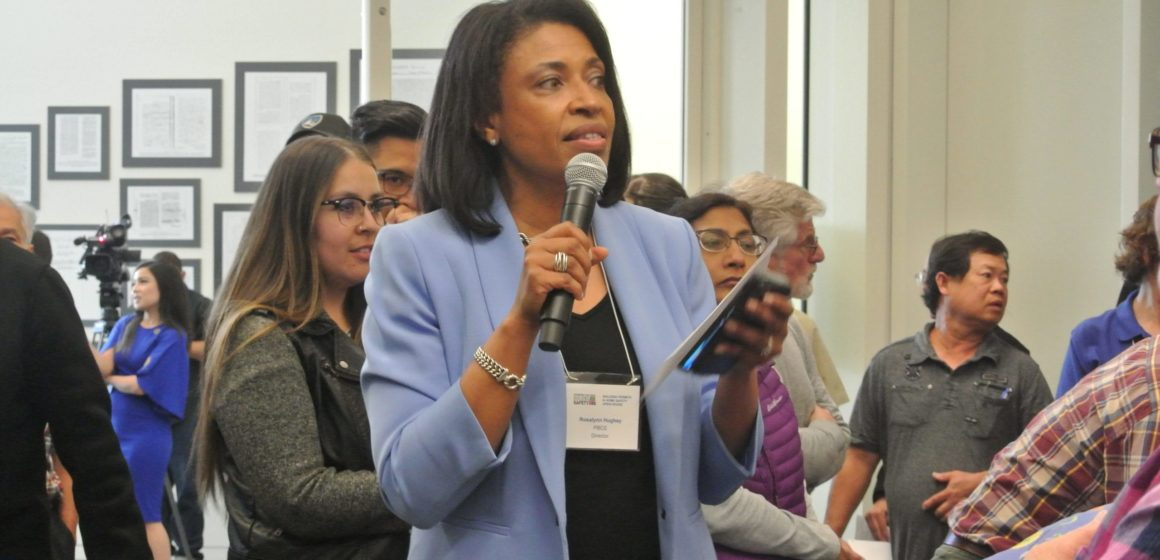 San Jose's only Black administrator is breaking barriers in a male-dominated world