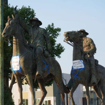Fate of Thomas Fallon statue launches public forum on San Jose art