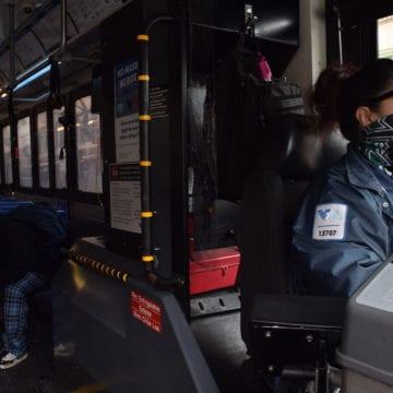 Los trabajadores de la agencia de tránsito de Silicon Valley exigen pago por condiciones de vida peligrosas