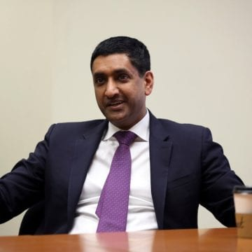 Khanna questions DOJ official on 'zero tolerance' immigration policy