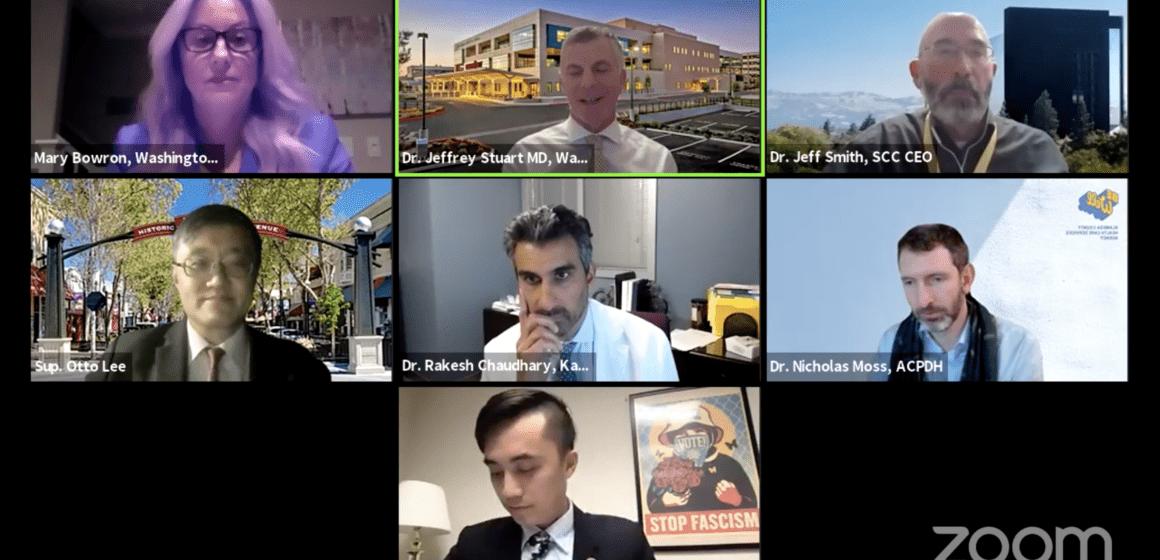 Newly-elected San Jose legislators pressed on COVID-19 vaccine rollout