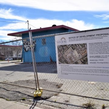 What happens to major East San Jose project after developer is charged with fraud?