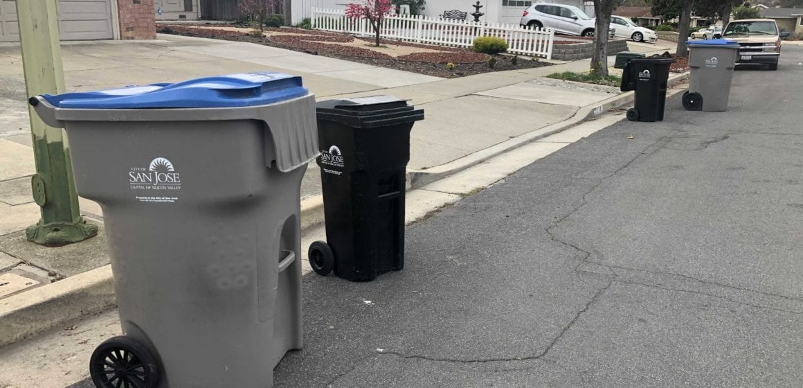 San Jose considers rate hike for garbage service