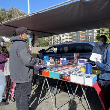 San Jose flea market vendors worry about its demise