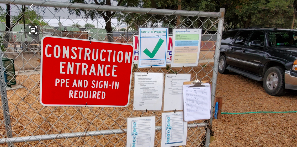 San Jose responds to wage theft allegations, safety hazards at homeless housing site