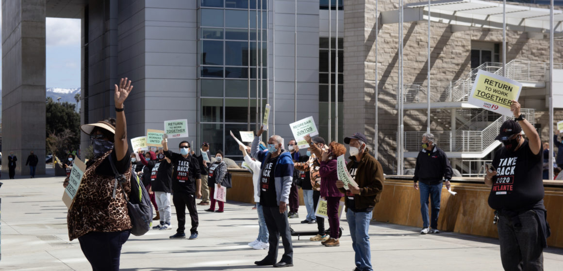 UPDATE: San Jose approves policy to rehire laid-off workers