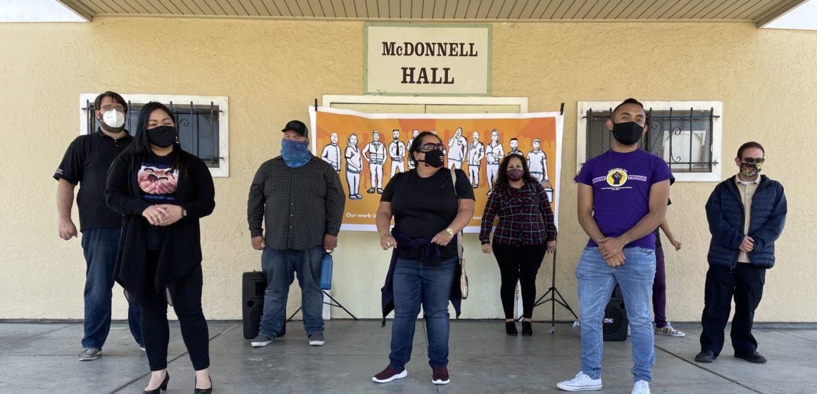 Los trabajadores esenciales de Silicon Valley forman un nuevo grupo, luchan por los derechos