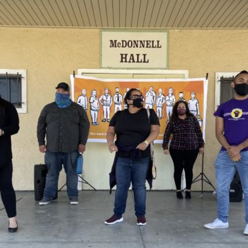 Silicon Valley's essential workers form new group, fight for rights