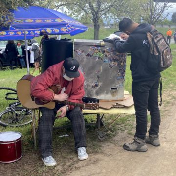 San Jose homeless sweeps create a revolving door