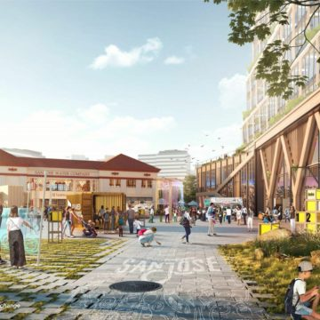 Bramson: How to build a downtown best in San Jose