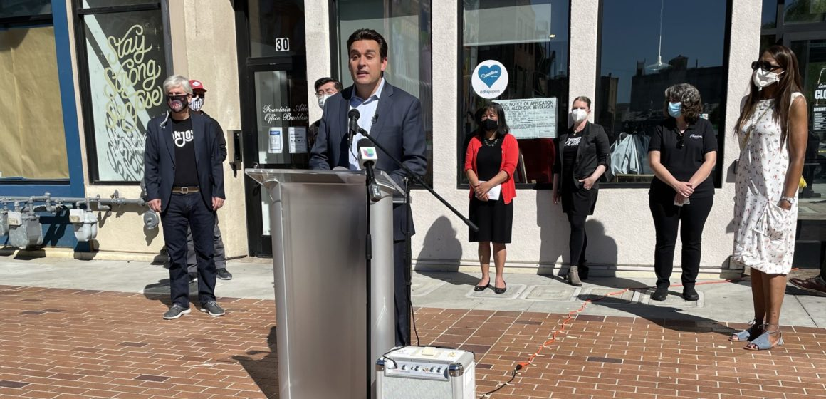 San Jose lawmaker asks for $1M to reopen small businesses