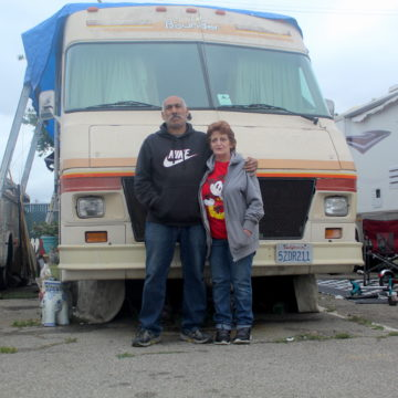San Jose RV dwellers fear displacement
