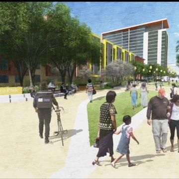 Neglected downtown San Jose to get greener