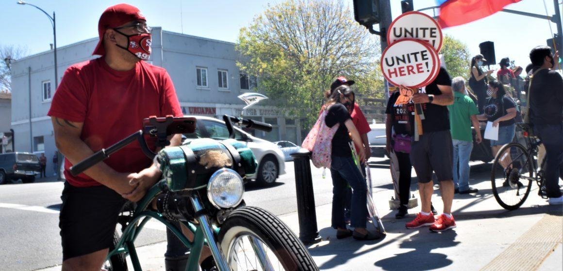 San José se une para apoyar a inmigrantes y trabajadores indocumentados