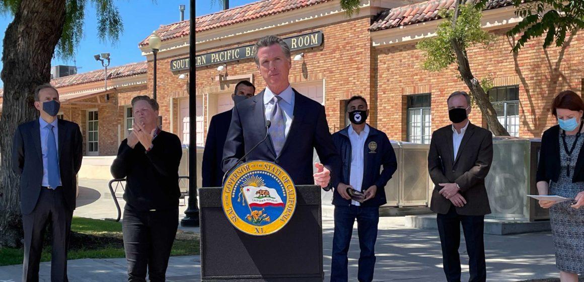 San Jose: Gov. Newsom fast-tracks housing, economic projects with new bill
