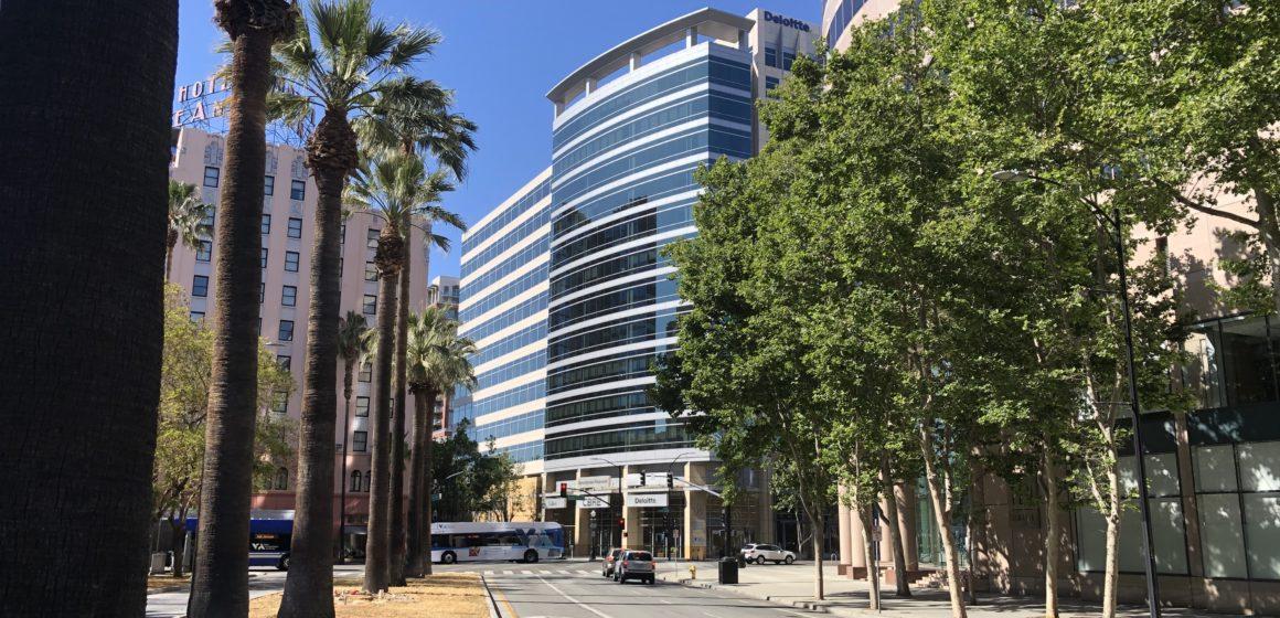 ¿Se recuperará el centro de San José de las vacantes de oficinas?