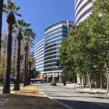 Trung tâm thành phố San Jose sẽ phục hồi sau các vị trí trống văn phòng?