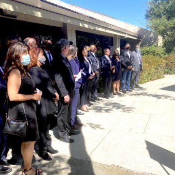 Các nhà lãnh đạo San Jose tôn vinh các nạn nhân vụ xả súng hàng loạt của VTA