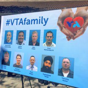San Jose quay cuồng với vụ xả súng hàng loạt VTA