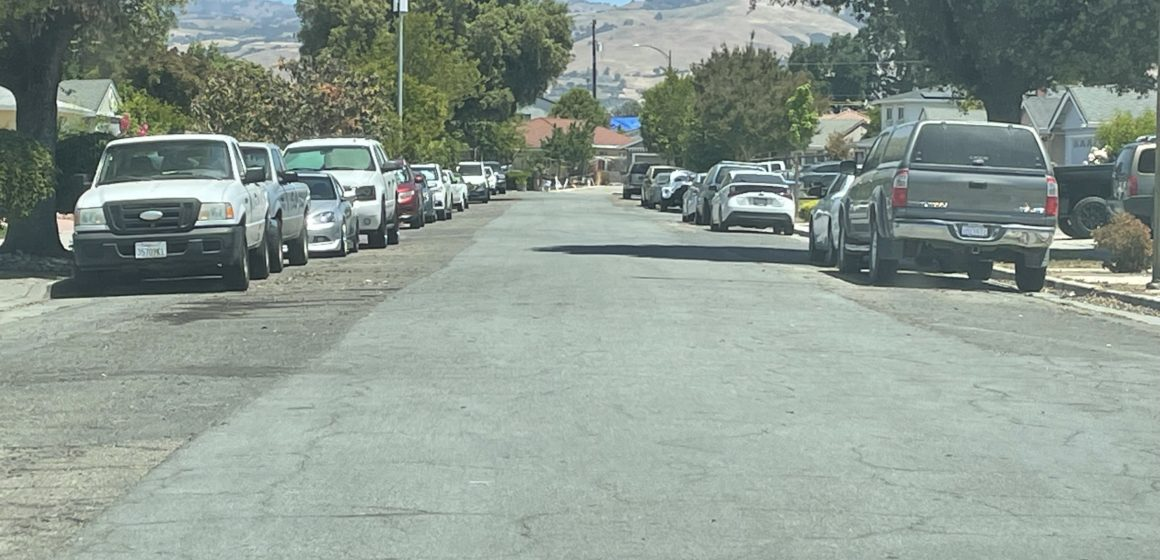 Where are the worst roads in San Jose?