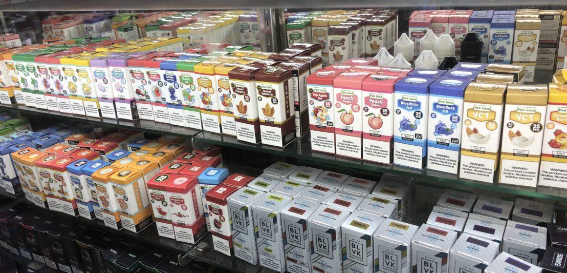 San José se prepara para prohibir el tabaco aromatizado