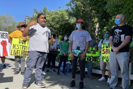 No hay fondos de transición inmediatos para los vendedores del mercado de pulgas de San José