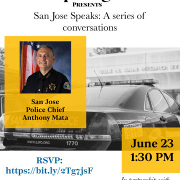 San Jose Speaks: A conversation with San Jose Police Chief Anthony Mata